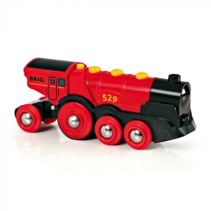 Locomotiva rosie puternica, Brio 33592 1
