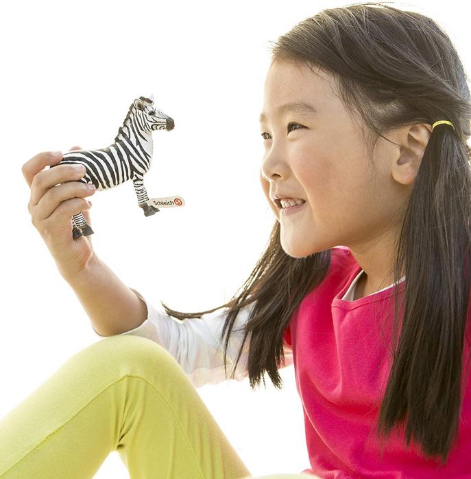 Manz Zebra - Figurina Schleich 14811 3
