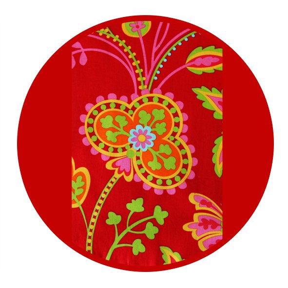 Marsupiu ergonomic SSC Liliputi® Rainbow line - Floral Garden 1