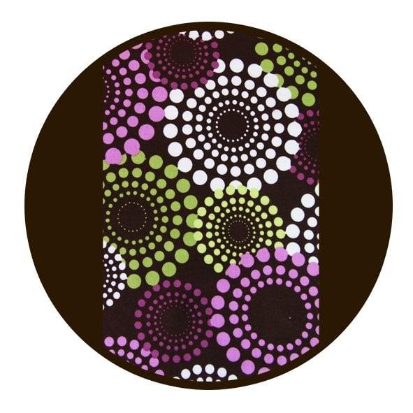 Marsupiu ergonomic SSC Liliputi® Rainbow line - Lavendering 2
