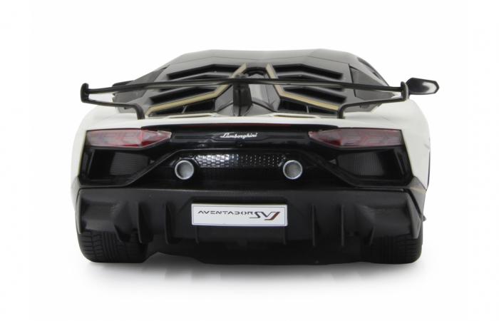 Masină cu telecomandă Lamborghini Aventador SVJ Performance 1:14, Jamara 405172 5