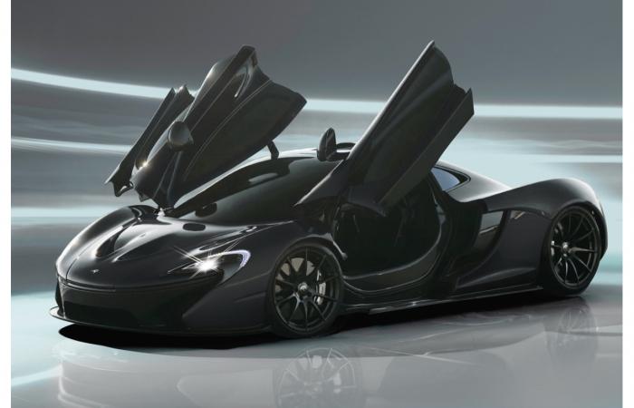 Masină cu telecomandă McLaren P1 1:14, Jamara 405093 6