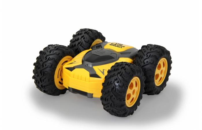 Masină cu telecomandă Trans Mover Stuntcar 4WD 2 in 1, Jamara 410140 7