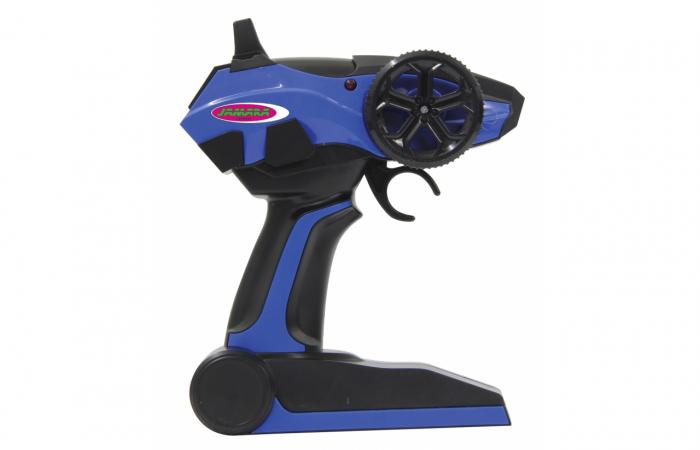 Masină off-road cu telecomandă Derago XP1 4WD albastru 1:18, Jamara 410013 8