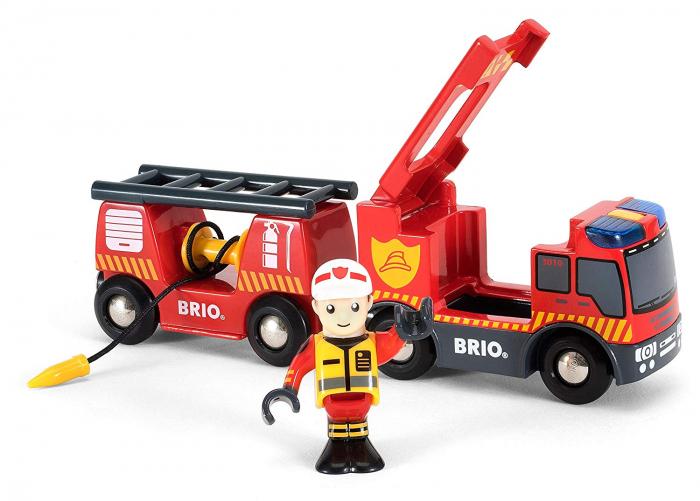 Mașină pompieri, Brio 33811 1