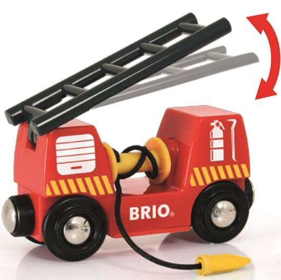 Mașină pompieri, Brio 33811 2