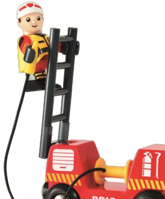 Mașină pompieri, Brio 33811 3