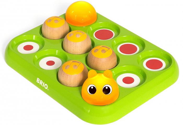 Învață jucând - Omida muzicală, Brio 30189 1