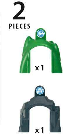 Pachet tuneluri inteligente, Brio 33935 3