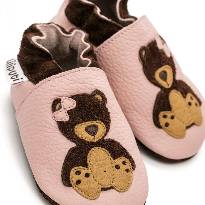 Pantofi cu talpă moale Liliputi® - Teddygirl 2