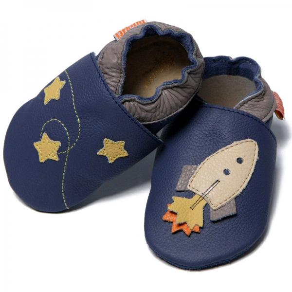 Pantofi cu talpă moale Liliputi® - Apollo 0