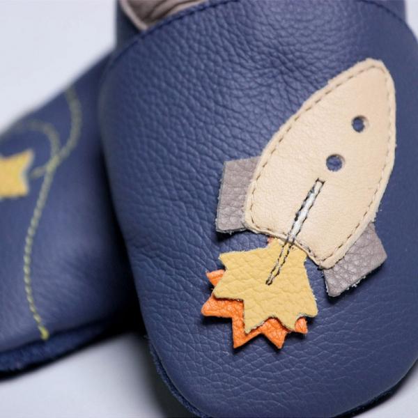 Pantofi cu talpă moale Liliputi® - Apollo 1