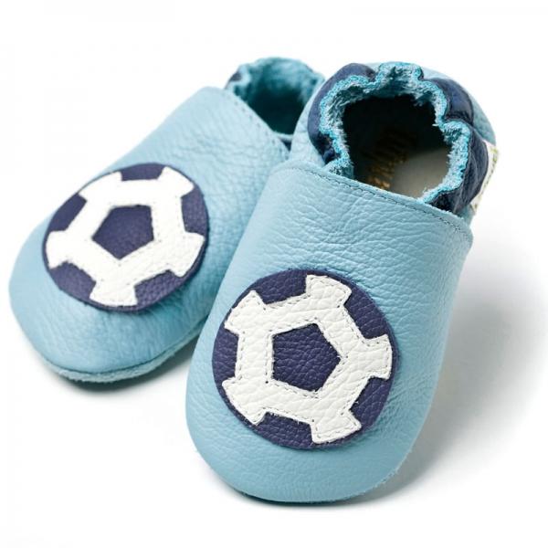 Pantofi cu talpă moale Liliputi® - Soccer shoes 0