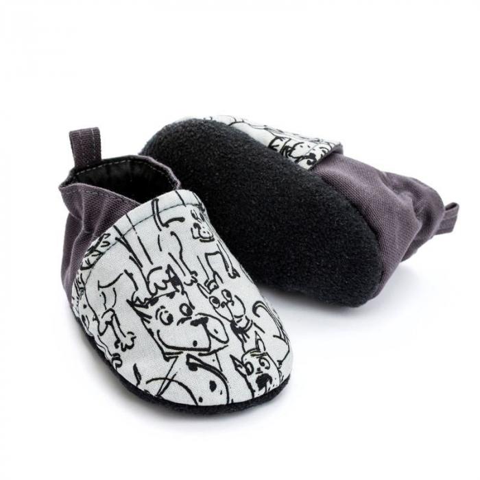 Pantofi la purtat Liliputi® - Dogs 1