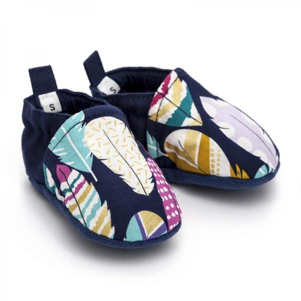 Pantofi la purtat Liliputi® - Feather 0