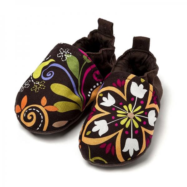 Pantofi la purtat Liliputi® - Folk-tale 0