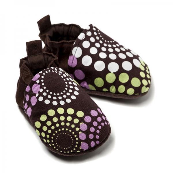 Pantofi la purtat Liliputi® - Lavendering 0