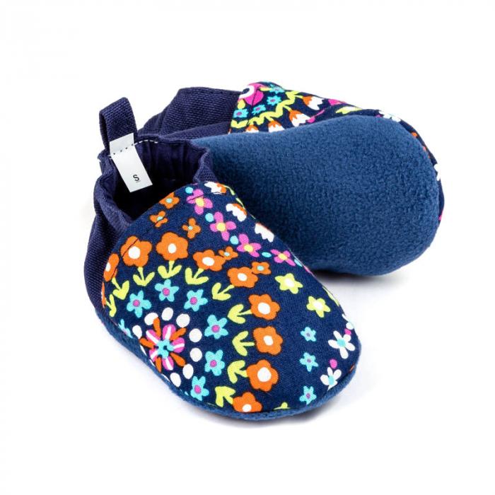 Pantofi la purtat Liliputi® - Mandala Bloom 1