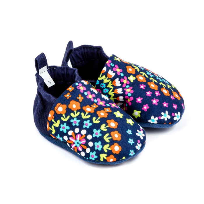 Pantofi la purtat Liliputi® - Mandala Bloom 0