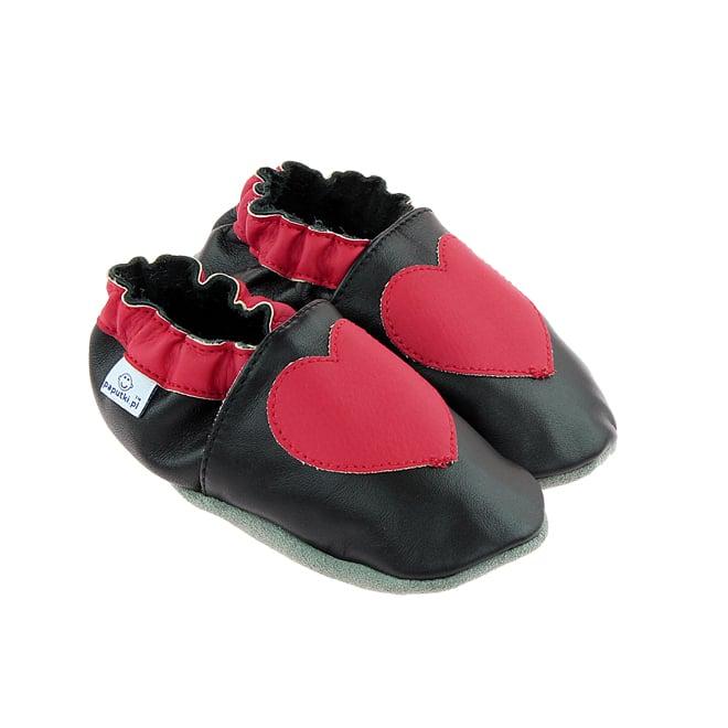 Papucei piele - Mister Love 0