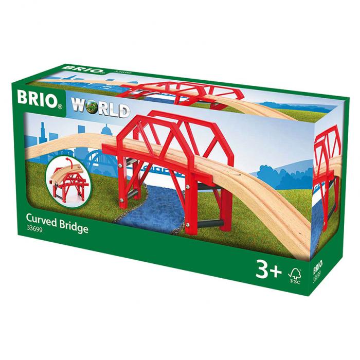 Pod curbat, Brio 33699 0