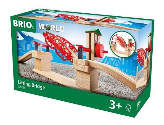 Podul de ridicare pentru calea ferată, Brio 33757 [0]