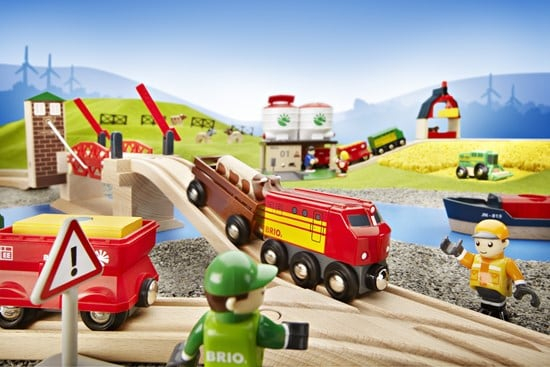 Podul de ridicare pentru calea ferată, Brio 33757 [5]