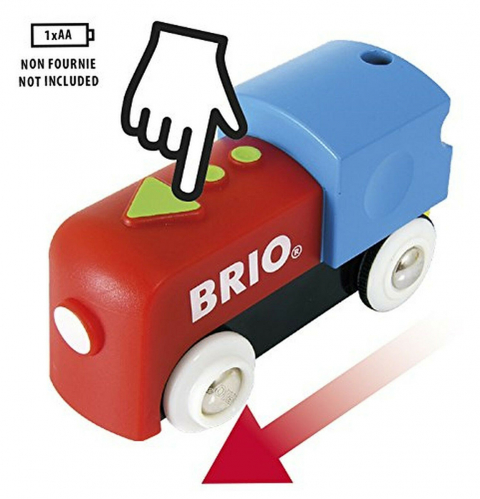 Primul meu set de trenulețe, Brio 33710 3