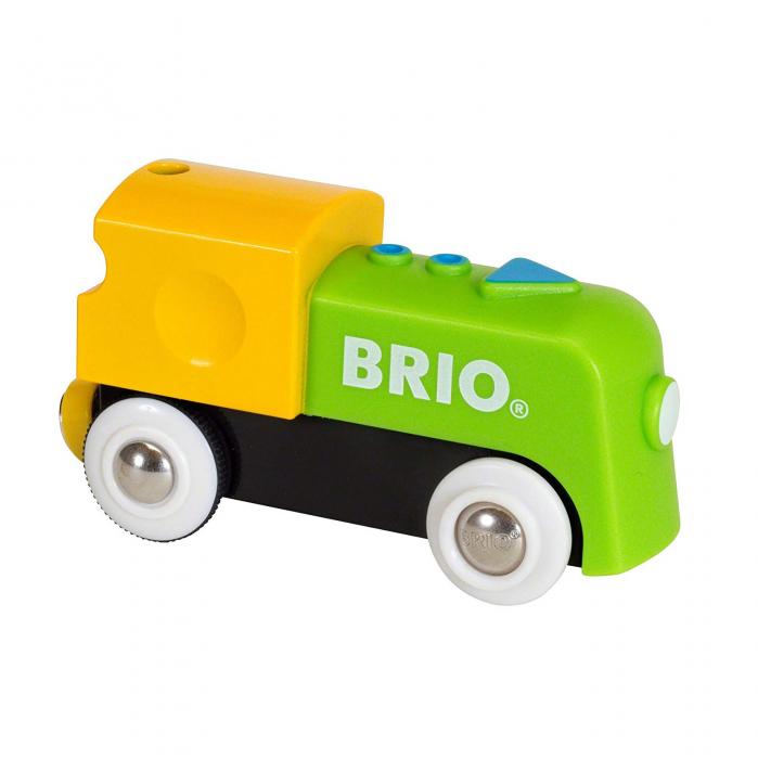 Primul meu trenuleț cu baterii, Brio 33705 0