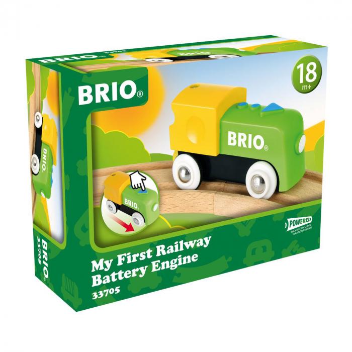 Primul meu trenuleț cu baterii, Brio 33705 1