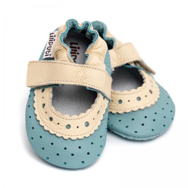 Sandale cu talpă moale Liliputi® - Iris 4