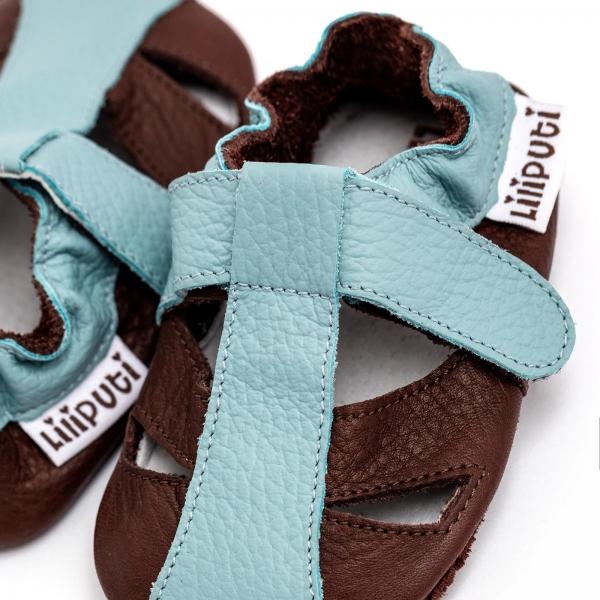 Sandale cu talpă moale Liliputi® - Mount Blanc 3