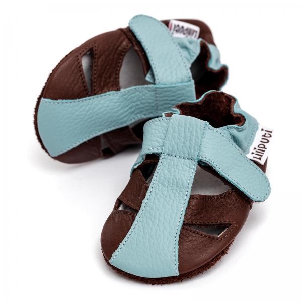 Sandale cu talpă moale Liliputi® - Mount Blanc 2