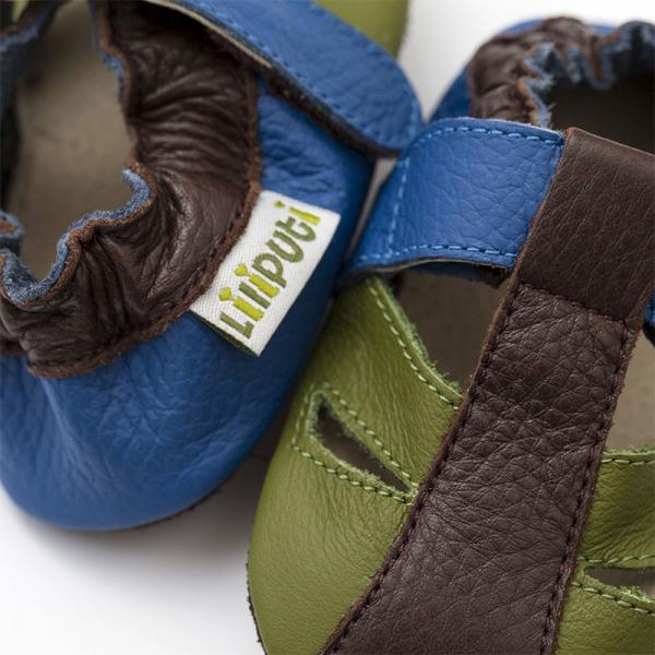 Sandale cu talpă moale Liliputi® - Earth 1