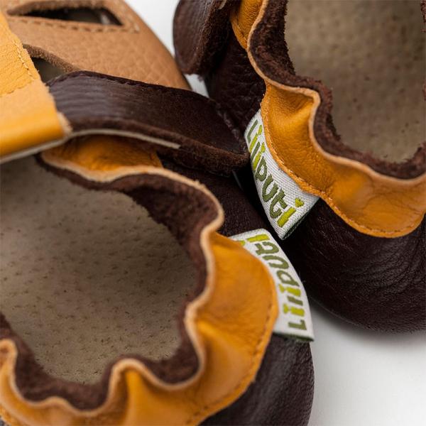 Sandale cu talpă moale Liliputi® - Sand 1