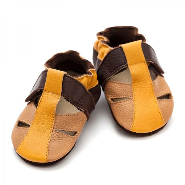 Sandale cu talpă moale Liliputi® - Sand 2