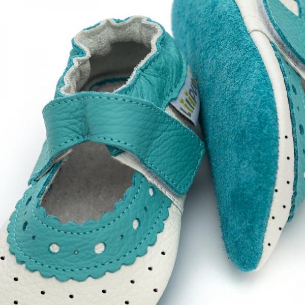 Sandale cu talpă moale Liliputi® - Lily 1