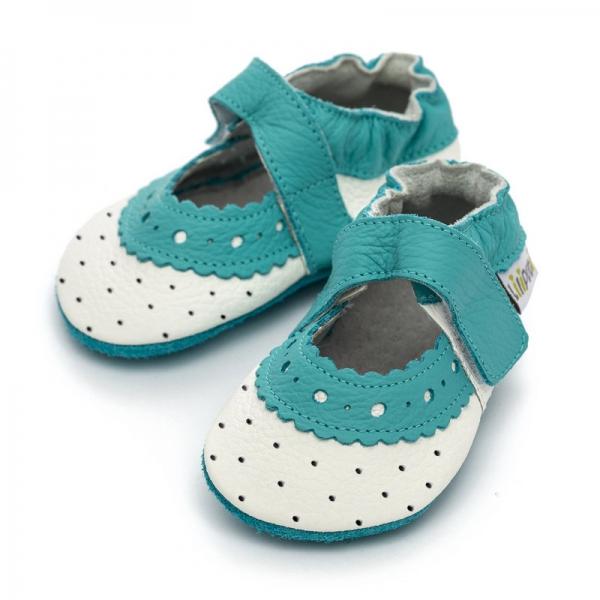 Sandale cu talpă moale Liliputi® - Lily 2