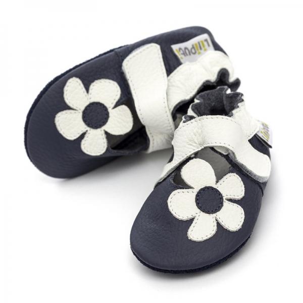 Sandale cu talpă moale Liliputi® - Margaret 0