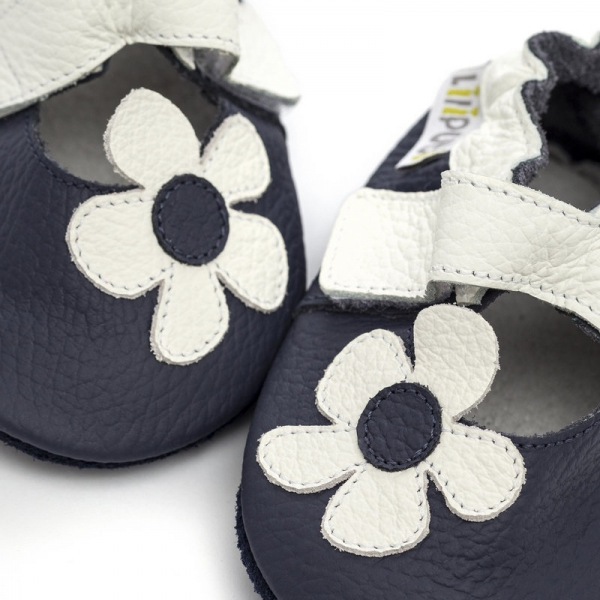 Sandale cu talpă moale Liliputi® - Margaret 1