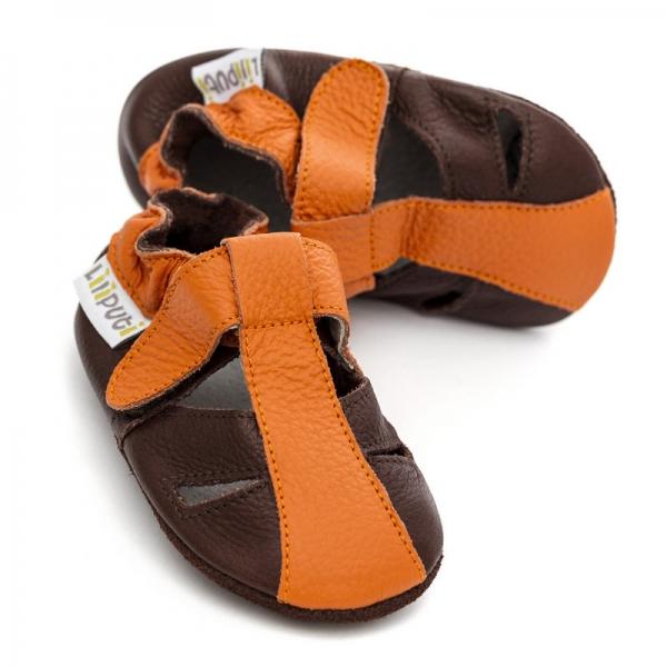 Sandale cu talpă moale Liliputi® - Mars 0