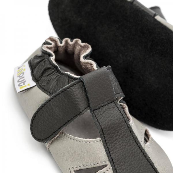 Sandale cu talpă moale Liliputi® - Stone 1