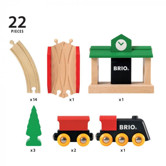 Set clasic formă 8, Brio 33028 [8]