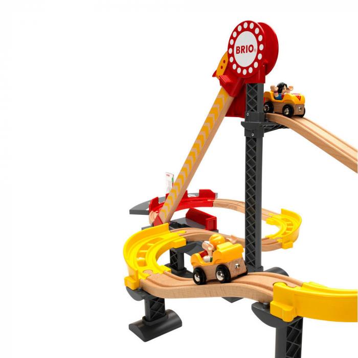 Set Roller Coaster – Montagnes Russes, Brio 33730 2