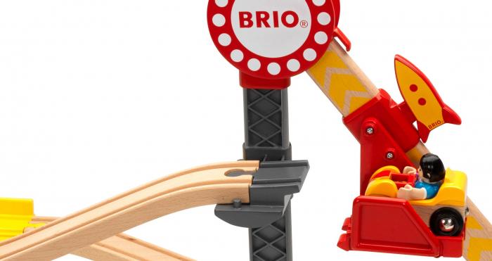 Set Roller Coaster – Montagnes Russes, Brio 33730 8