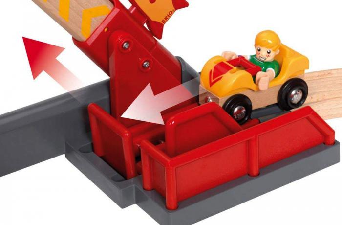 Set Roller Coaster – Montagnes Russes, Brio 33730 4