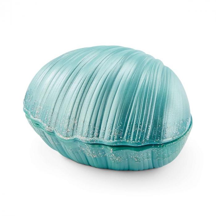 Sirena cu calut de mare pui în scoică - Figurina Schleich 70563 1
