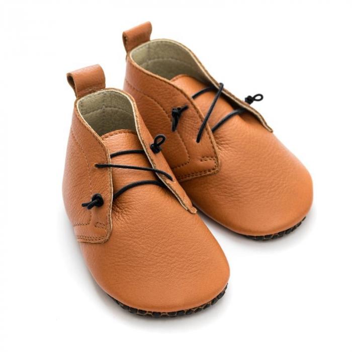 Șireturi elastice - pantofi Liliputi Urban - Black 1