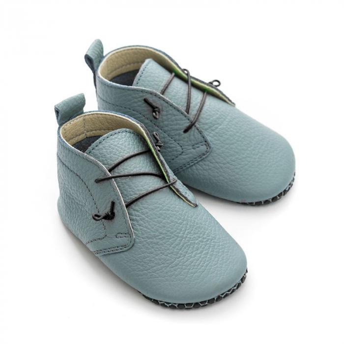 Șireturi elastice - pantofi Liliputi Urban - Black 2