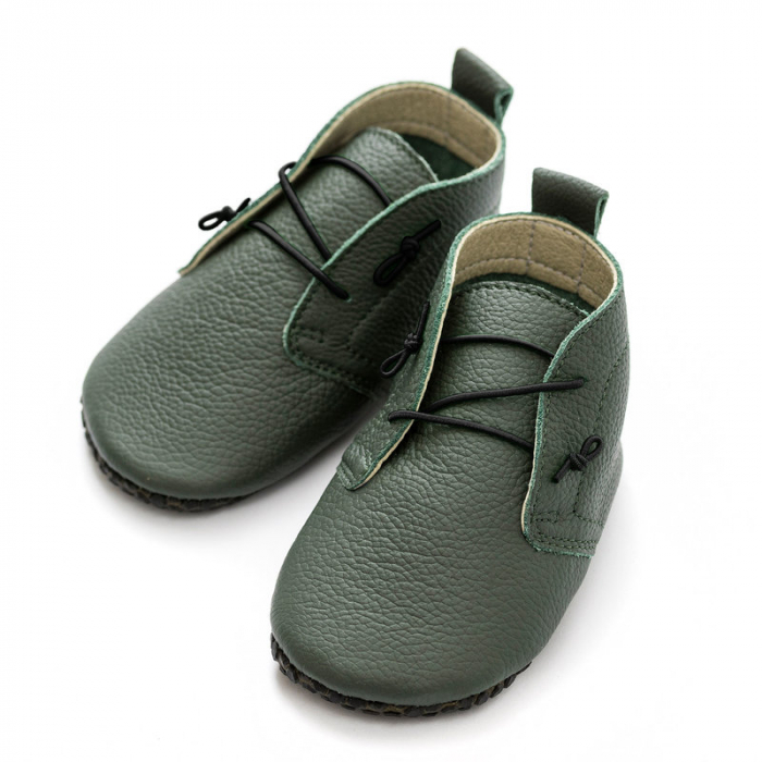 Șireturi elastice - pantofi Liliputi Urban - Black 3
